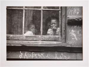 Roy DeCarava   Kids-God Bless   1960   ©artnet