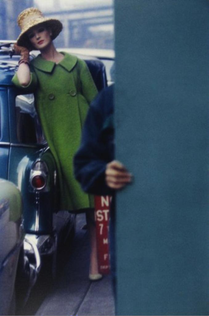 Harper's Bazaar, 1959 @ Courtesy Howard Greenberg Gallery, New York