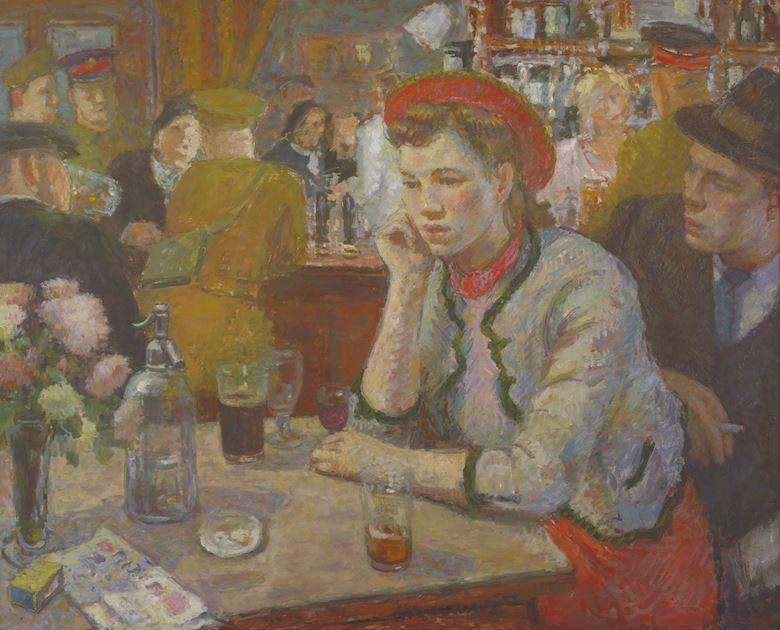 Edward Les Bas-Saloon Bar (1940)